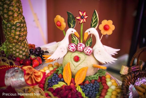 Indian Wedding Dessert Station Decor Photo 165194