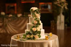 indian wedding cake,tier cake,white cake