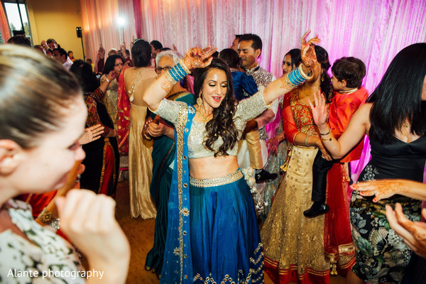 indian wedding gallery,sangeet,indian bride