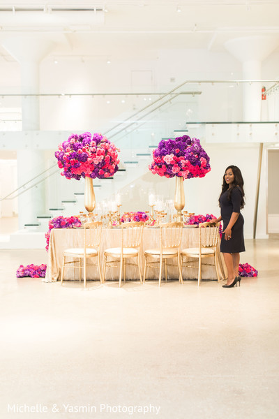 Perfect indian wedding floral and decor