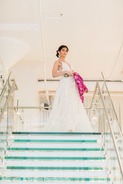 Glamorous indian bride
