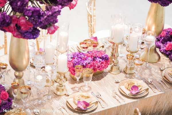 Inspiring indian wedding table
