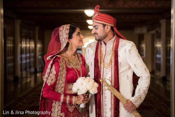 Los angeles california indian wedding by lin and jirsa photography indian bride and groomindian wedding ceremony fashionindian wedding accessories junglespirit Image collections