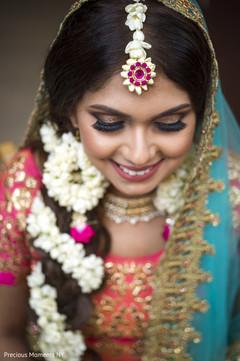 indian wedding gallery,indian bride,bridal tikka