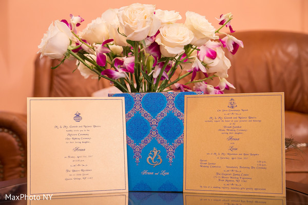 Lovely indian wedding invitations