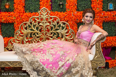 See this dazzling indian bride