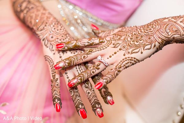 indian wedding gallery,pre-wedding celebrations,indian bride,mehndi art