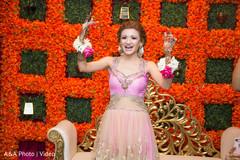 Look at this beautiful indian bride