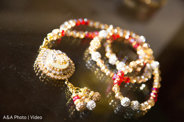 Indian bridal wedding jewelry