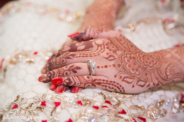 Splendid indian bridal mehndi