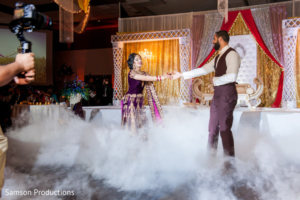 Magical indian wedding first dance
