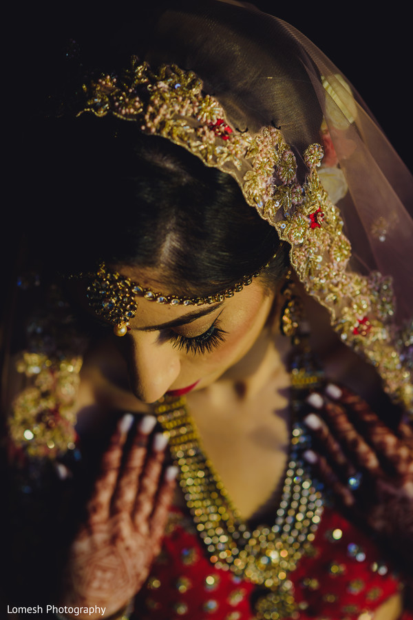 Fantastic indian bridal tikka