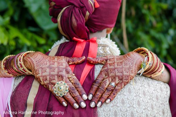 bridal mehndi,indian bride jewelry