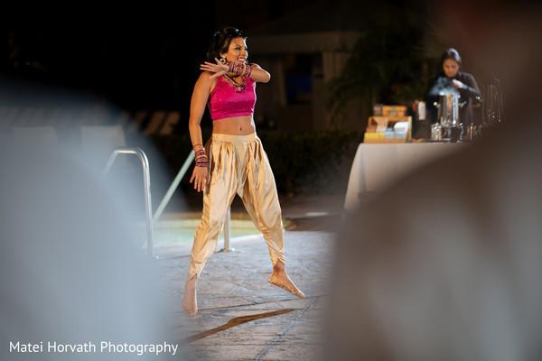 Indian wedding choreography