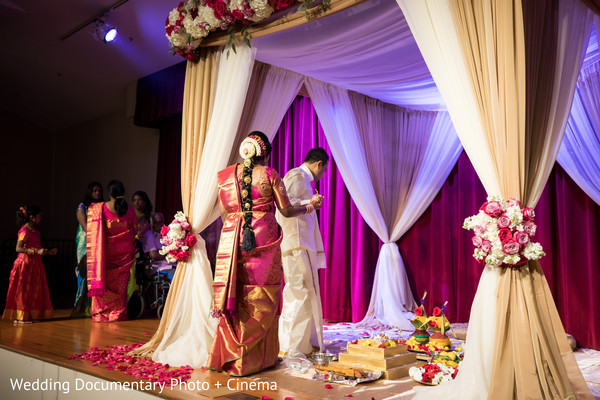 Indian wedding floral and decor inspiration