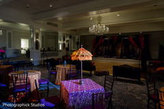 Sangeet table decor