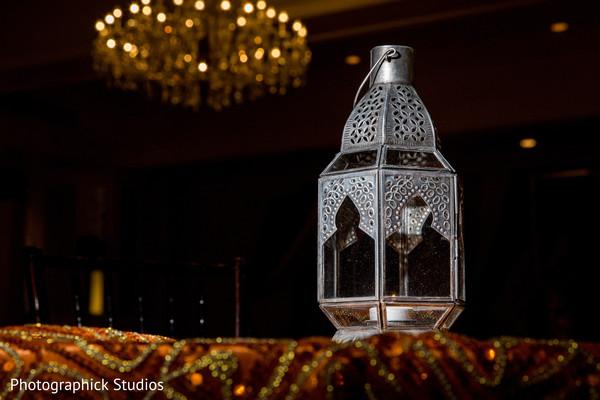 Candle lantern decor