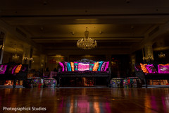 Sangeet venue decor
