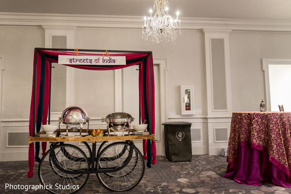 Catering for sangeet night