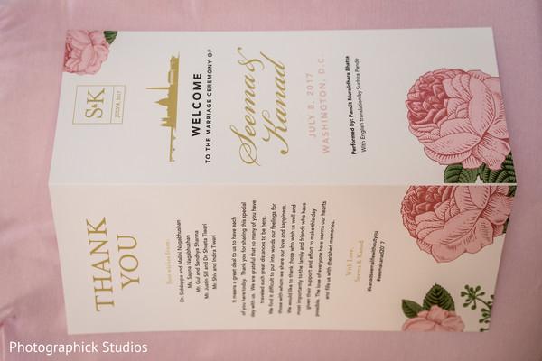 Fabulous indian wedding invitations