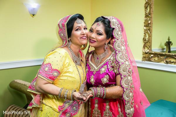 Sweet indian wedding moments
