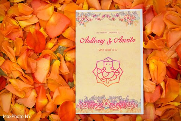 Lovely indian wedding programs