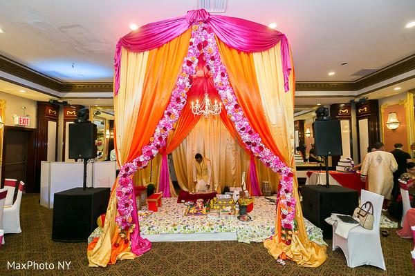 Spectacular indian wedding ceremony decor