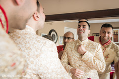 Don't miss this indian groom getting ready