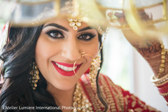 See this gorgeous indian bride portrait