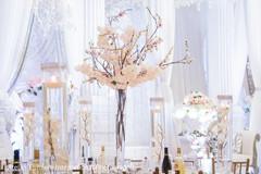 Marvelous floral centerpiece