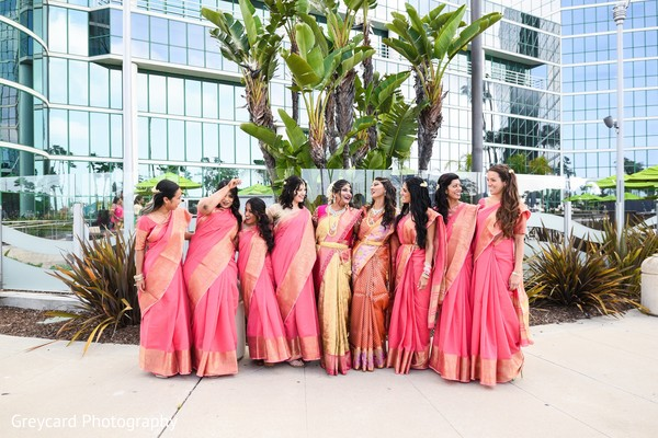 sari,bridal sari,indian bridesmaids