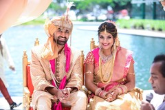 Heartwarming indian bride and groom's capture