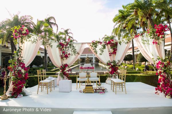 indian wedding ceremony,indian wedding mandap,indian wedding flowers decor