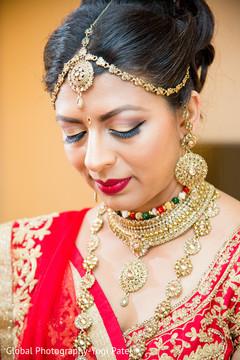 Astonishing indian bridal jewelry