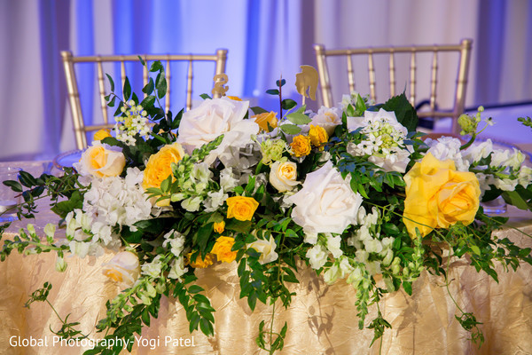 Fantastic floral centerpiece