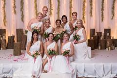 indian bride,indian wedding reception fashion,indian bridesmaids