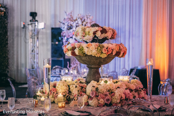 indian wedding flowers decor,indian wedding table setup,indian wedding table decor