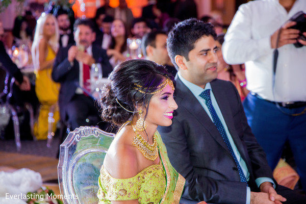 indian wedding reception fashion,indian wedding guests,indian bride and groom