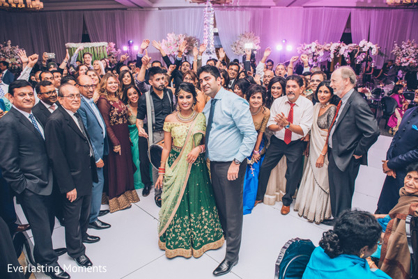 indian wedding reception fashion,indian wedding celebration,indian bride and groom