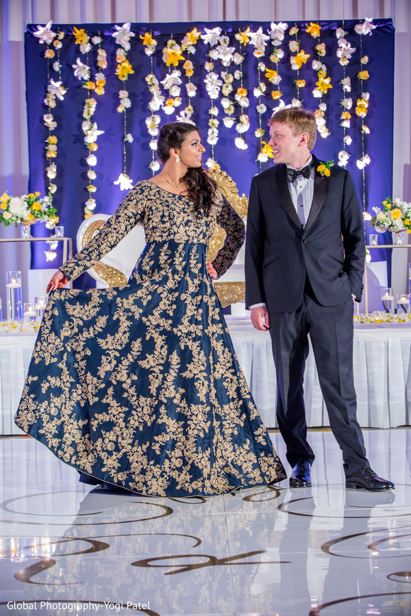 Photo in Irvine, CA Fusion Indian Wedding by Global Photography