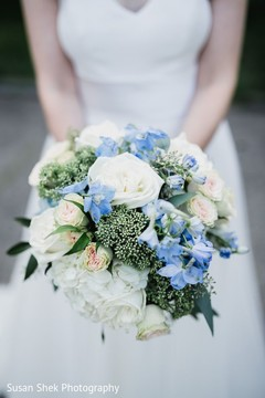 indian wedding gallery,outdoor photography,indian bride bouquet