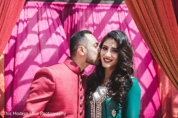 indian wedding gallery,indian pre-wedding celebrations,sangeet,indian bride and groom