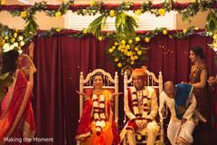 indian bride and groom,indian wedding fashion,indina wedding ceremony