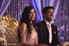 indian bride and groom,indian wedding reception fashion,indian wedding reception