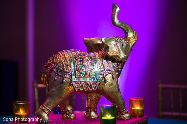 indian wedding decor,indian wedding elephant,indian wedding details