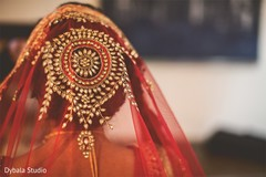 Indian bridal ghoonghat