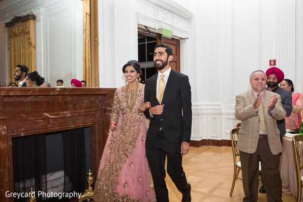 indian bride and groom,indian wedding reception fashion,indian wedding decor