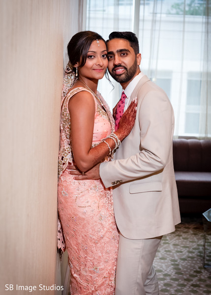 Sensational indian lovebirds photo session