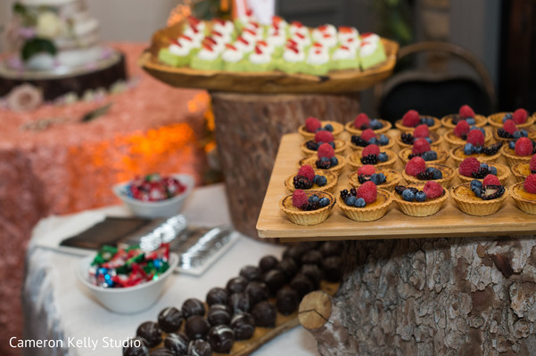 indian wedding treats,indian wedding table setup,indian wedding desserts