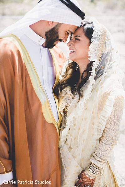 indian bride and groom,indian wedding fashion,pakistani - muslims wedding